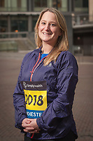 An image from the Simplyhealth Great Manchester Run Photocall at Piccadilly Place, Central Manchester on Tuesday 23rd January 2018.