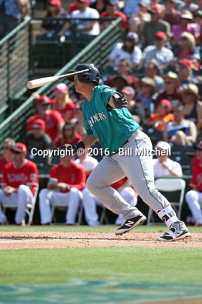 Dae-Ho Lee - Seattle Mariners 2016 spring training (Bill Mitchell)