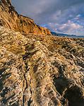 Sculptured Beach, Burton Wilderness, Point Reyes National Seashore, Marin County, California