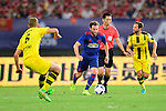 Manchester United forward Juan Mata (c) during the International Champions Cup China 2016, match between Manchester United vs Borussia  Dortmund on 22 July 2016 held at the Shanghai Stadium in Shanghai, China. Photo by Marcio Machado / Power Sport Images