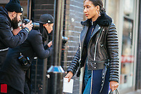 London Fashion Week Day 2 Street Style