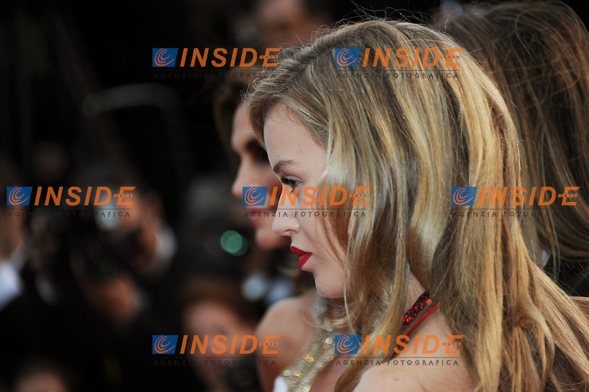 Georgia May Jagger .Cannes 15/5/2013.Festival del Cinema The Great Gatsby - Il grande Gatsby .Foto Panoramic / Insidefoto .ITALY ONLY