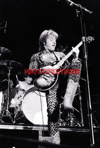 Aldo Nova 1982<br /> &copy; Chris Walter