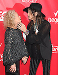 Carole King and Steven Tyler attends The 2014 MusiCares Person of the Year Dinner honoring Carole King at the Los Angeles Convention Center, West Hall  in Los Angeles, California on January 24,2014                                                                               © 2014 Hollywood Press Agency