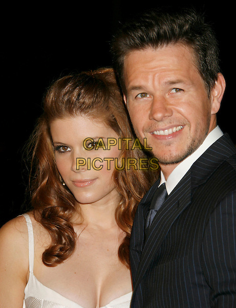 "KATE MARA & MARK WAHLBERG.""Shooter"" Los Angeles Premiere held at Mann Village Theatre, Westwood, California, USA,.08 March 2007..portrait headshot.CAP/ADM/RE.©Russ Elliot/AdMedia/Capital Pictures."