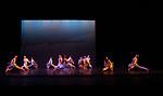 Pond Way (22 MIN)<br /> <br /> CHORÉGRAPHIE Merce Cunningham<br /> REMONTÉE PAR Andrea Weber<br /> COMPAGNIE Opera Ballet Vlaanderen<br /> MUSIQUE Brian Eno (New Ikebukuro For 3 CD Players)<br /> SCÉNOGRAPHIE Roy Lichtenstein (Landscape with Boat)<br /> COSTUMES Suzanne Gallo <br /> LUMIÈRES David Covey<br /> MAÎTRE DE BALLET Gabor Kapin<br /> DANSE Anaïs De Caster, Nini de Vet, Lara Fransen, Ruka Nakagawa, Nicha Rodboon, Astrid Tinel, Shelby Williams, Nicola Wills, Matt Foley, Gary Lecoutre, Philipe Lens, Arthur Louarti, Teun van Roosmalen<br /> LIEU Théâtre National de la Danse de Chaillot<br /> VILLE Paris<br /> DATE 22/10/2019<br /> CADRE Centenaire de Merce Cunningham<br /> PIÈCE CRÉÉE LE 13 JANVIER 1998 À L'OPÉRA NATIONAL DE PARIS