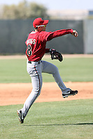 Chris Owings, Arizona Diamondbacks 2010 minor league spring training..Photo by:  Bill Mitchell/Four Seam Images.