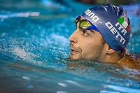 DETTI Gabriele ITA<br /> 400 Stile Libero Uomini Finale<br /> 45 Trofeo Nico Sapio Fin<br /> Genova, Piscina La Sciorba 9-10/11/2018<br /> Photo A.Masini/Deepbluemedia/Insidefoto