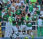 Deportivo Cali venció como local 2-0 a Cortuluá. Fecha 4 Liga Águila I-2017.