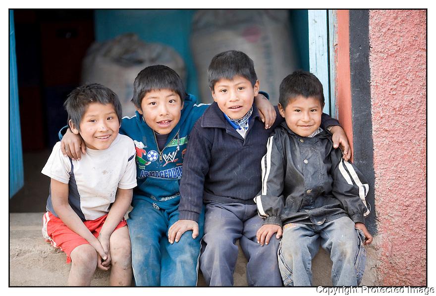 P&eacute;rou<br /> Sur la route de Cuzco.
