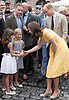 20.07.2017; Heidelberg, Germany: KATE MIDDLETON<br /> visits the Central Market in the university town of Heidelberg.<br /> Accompanied by Prince William, she tried some of the local produce on display.<br /> Mandatory Photo Credit: &copy;Francis Dias/NEWSPIX INTERNATIONAL<br /> <br /> IMMEDIATE CONFIRMATION OF USAGE REQUIRED:<br /> Newspix International, 31 Chinnery Hill, Bishop's Stortford, ENGLAND CM23 3PS<br /> Tel:+441279 324672  ; Fax: +441279656877<br /> Mobile:  07775681153<br /> e-mail: info@newspixinternational.co.uk<br /> Usage Implies Acceptance of Our Terms &amp; Conditions<br /> Please refer to usage terms. All Fees Payable To Newspix International
