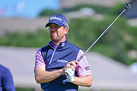 Bryce Molder (USA) watches his tee shot on 11 during round 4 of the Valero Texas Open, AT&amp;T Oaks Course, TPC San Antonio, San Antonio, Texas, USA. 4/23/2017.<br /> Picture: Golffile | Ken Murray<br /> <br /> <br /> All photo usage must carry mandatory copyright credit (&copy; Golffile | Ken Murray)