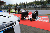 OFFICIAL PICTURE 24 HOURS OF SPA FRANCORCHAMPS