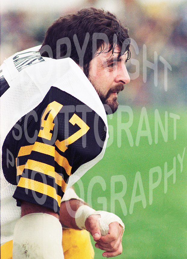 Carmelo Carteri Hamilton Tiger Cats. Photo Scott Grant