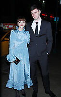 April. 06, 2019 Christina Ricci, James Heerdegen attend Wedding Reception of Marc Jacobs and Char Defrancesco at the Grill & Pool in New York April 06, 2019 <br /> CAP/MPI/RW<br /> ©RW/MPI/Capital Pictures