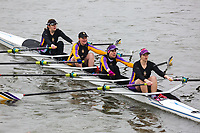 Crew: 96  York City  WB 4x<br /> <br /> Vet Fours Head 2019