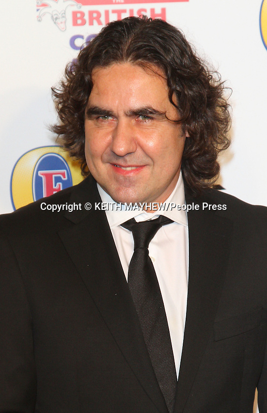 London - British Comedy Awards at Fountain Studios, Wembley, London - December 16th 2011..Photo by Keith Mayhew