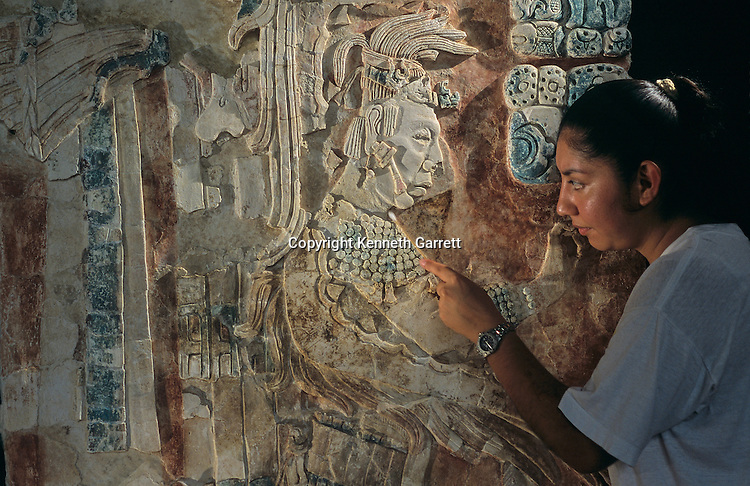 Ancient Cultures; Americas; Maya; Palenque; Mexico; Chiapas; Temple 19; Akhal Mo Nab; Alfonso Morales; Archaeology