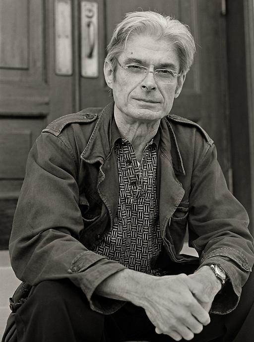John Godfrey, 2008.