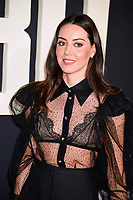 "LOS ANGELES, USA. October 15, 2019: Aubrey Plaza at the premiere of ""JoJo Rabbit"" at the Hollywood American Legion.<br /> Picture: Paul Smith/Featureflash"