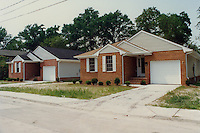 1989 July 11..Infill Housing..1132 Hannah Street.1140 Hannah Street.......CAPTION...NEG#.NRHA#..