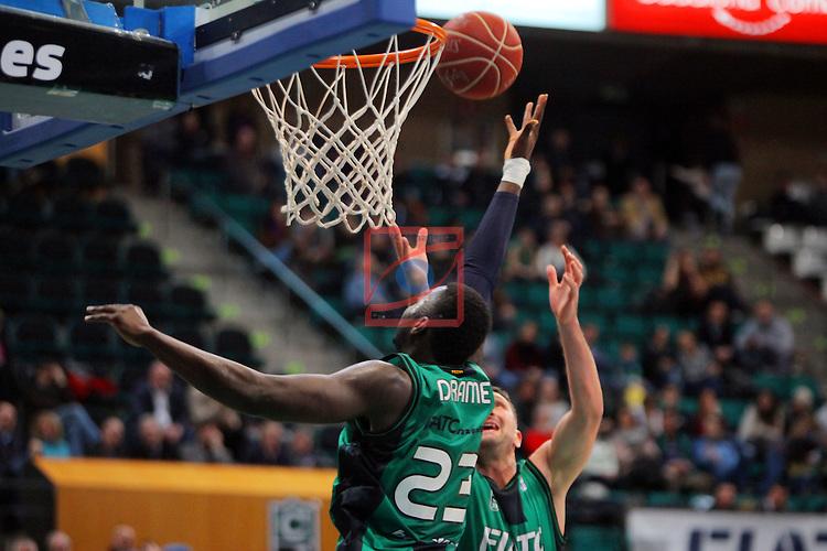 League ACB-Endesa 2015-2016. Game: 16.<br /> FIATC Joventut vs Laboral Kutxa Baskonia: 68-89.<br /> Drame &amp; Suton.