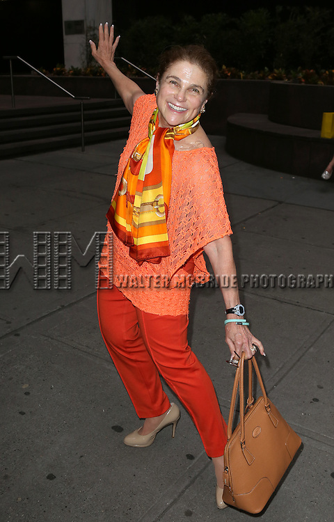 Tovah Feldshuh attend 'The Unavoidable Disappearance Of Tom Durnin' Opening Night at Laura Pels Theatre on June 27, 2013 in New York City.