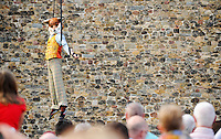 Pictured: Saturday 17 September 2016<br />