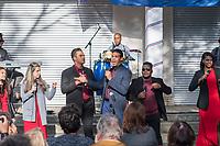 """Der """"Coro Gospel de Cuba"""" trat am Dienstag den 2. Juli 2019 im Garten der Kubanischen Botschaft in Berlin auf.<br /> 2.7.2019, Berlin<br /> Copyright: Christian-Ditsch.de<br /> [Inhaltsveraendernde Manipulation des Fotos nur nach ausdruecklicher Genehmigung des Fotografen. Vereinbarungen ueber Abtretung von Persoenlichkeitsrechten/Model Release der abgebildeten Person/Personen liegen nicht vor. NO MODEL RELEASE! Nur fuer Redaktionelle Zwecke. Don't publish without copyright Christian-Ditsch.de, Veroeffentlichung nur mit Fotografennennung, sowie gegen Honorar, MwSt. und Beleg. Konto: I N G - D i B a, IBAN DE58500105175400192269, BIC INGDDEFFXXX, Kontakt: post@christian-ditsch.de<br /> Bei der Bearbeitung der Dateiinformationen darf die Urheberkennzeichnung in den EXIF- und  IPTC-Daten nicht entfernt werden, diese sind in digitalen Medien nach §95c UrhG rechtlich geschuetzt. Der Urhebervermerk wird gemaess §13 UrhG verlangt.]"""