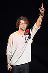The Wanted, May 19, 2013 : Jay McGuiness of The Wanted attends press conference on 19 May Tokyo Japan. (Photo by Mooto Naka/AFLO)