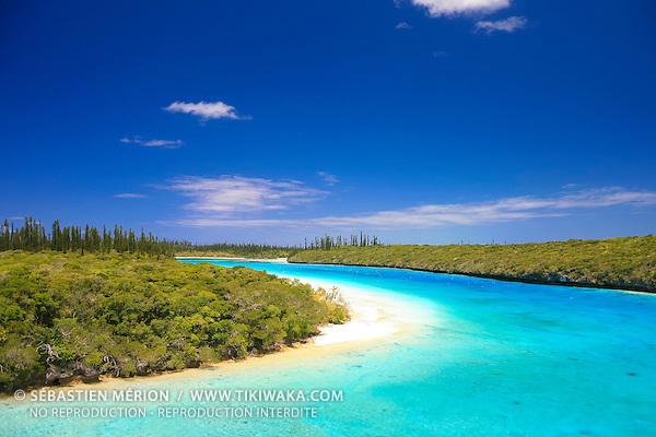 Ile Mwâréya, Baie d'Oro, Ile des Pins, Nouvelle-Calédonie