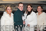 Race: Having a great day at the Ballyheigue Races on Wednesday were Denise ORiordan, Connor Coffey, Eleanor ORiordan and Lorraine ORiordan, all from Ardfert.