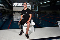 Jesse Reynolds, New Zealand swimming team announcement for the 2018 Commonwealth Games. Sir Owen G. Glenn National Aquatic Centre, Auckland. 22 December 2017. Copyright Image: William Booth / www.photosport.nz