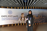 - Milano, Esposizione Mondiale Expo 2015, padiglione del Dubai, promozione per World Expo 2020<br />