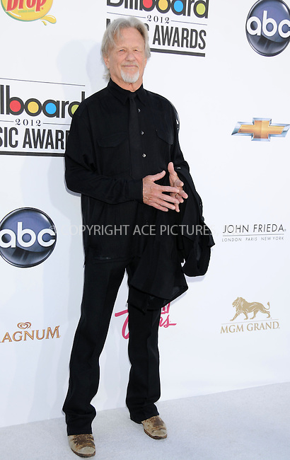 WWW.ACEPIXS.COM . . . . .  ..... . . . . US SALES ONLY . . . . .....May 20 2012, Las Vegas....Kris Kristofferson at the 2012 Billboard Awards held at the MGM Hotel and Casino in on May 20 2012 in Las Vegas ....Please byline: FAMOUS-ACE PICTURES... . . . .  ....Ace Pictures, Inc:  ..Tel: (212) 243-8787..e-mail: info@acepixs.com..web: http://www.acepixs.com