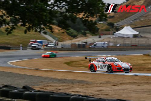 28-30 April, 2016, Monterey, California USA<br /> 91, Anthony Imperato, Platinum, 2016 Porsche<br /> &copy;2016, Jake Galstad<br /> LAT Photo USA