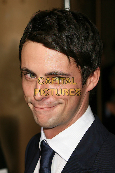 "MATTHEW GOODE.""The Lookout"" Los Angeles Premiere at Grauman's Egyptian Theatre, Hollywood, California , USA..March 20th, 2007.headshot portrait funny face .CAP/ADM/BP.©Byron Purvis/AdMedia/Capital Pictures"