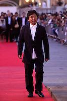 Director Hirokazu Kore-eda during the 61 San Sebastian Film Festival, in San Sebastian, Spain. September 20, 2013. (ALTERPHOTOS/Victor Blanco) /NortePhoto