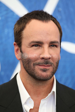 Tom Ford attends the photocall of 'Nocturnal Animals' during the 73rd Venice Film Festival at Palazzo del Casino on September 2, 2016 in Venice, Italy.<br /> CAP/GOL<br /> &copy;GOL/Capital Pictures /MediaPunch ***NORTH AND SOUTH AMERICAS ONLY***