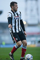 Carl Magnay of Grimsby Town<br />  - Grimsby Town vs Kidderminster Harriers - Vanarama Conference Football at Blundell Park, Cleethorpes, Lincolnshire - 22/11/14 - MANDATORY CREDIT: Mark Hodsman/TGSPHOTO - Self billing applies where appropriate - contact@tgsphoto.co.uk - NO UNPAID USE