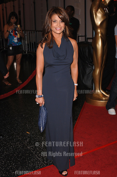 PAULA ABDUL at the 2005 World Music Awards at the Kodak Theatre, Hollywood, CA..August 31, 2005  Los Angeles, CA..© 2005 Paul Smith / Featureflash