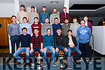 Seen at The Cromane GAA Appreciation Night at Jacks' Coastguard Restaurant, Cromane on Saturday Evening <br /> Front Row L-R: Liam Teahan, John Michael Foley, Eamonn Connor, Conor Sugrue, Shane Horan.<br /> Middle Row L-R: Donnacha Walsh, Damien O'Shea, Jack O'Sullivan, Finbarr Casey, Emmet Casey, Sean O'Sullivan, Sean Teahan, Aidan O'Sullivan, Cian O'Keefe, Darren Houlihan.<br /> Back Row L-R: Paudie McMahon, Cathal Crosbie, Mikey Houlihan, Danny Connor, Padraig McMahon.