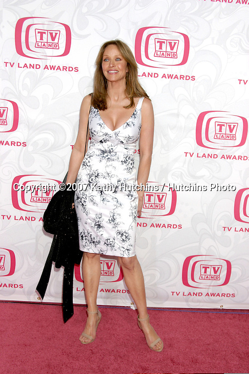Tanya Roberts.TV Land Awards 2007.Barker Hanger.Santa Monica, CA.April 14, 2007.©2007 Kathy Hutchins / Hutchins Photo....