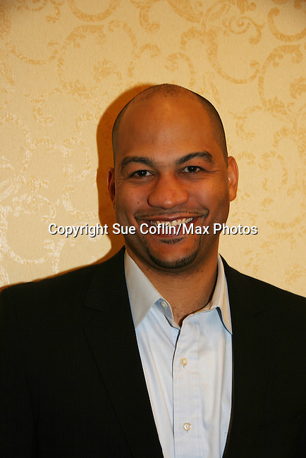Clark Jackson (Guiding Light, Fringe, All My Sons, Cobb) is in the new indie film An Affirmative Act! - a groundbreaking gay marriage courtroom drama on January 21, 2010 at the Marriott Saddle Brook, Saddle Brook, NJ. The film opens at the Hoboken International Film Festivan in June 2010. (Photo by Sue Coflin/Max Photos)
