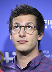 Andy Samberg attending the The 2012 Toronto International Film Festival.Photo Call for 'Hotel Transylvania' at the TIFF Bell Lightbox in Toronto on 9/8/2012