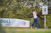 Kevin Na (USA) watches his tee shot on 10 during day 3 of the World Golf Championships, Dell Match Play, Austin Country Club, Austin, Texas. 3/23/2018.<br /> Picture: Golffile | Ken Murray<br /> <br /> <br /> All photo usage must carry mandatory copyright credit (&copy; Golffile | Ken Murray)