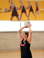 Silver Ferns training 170913