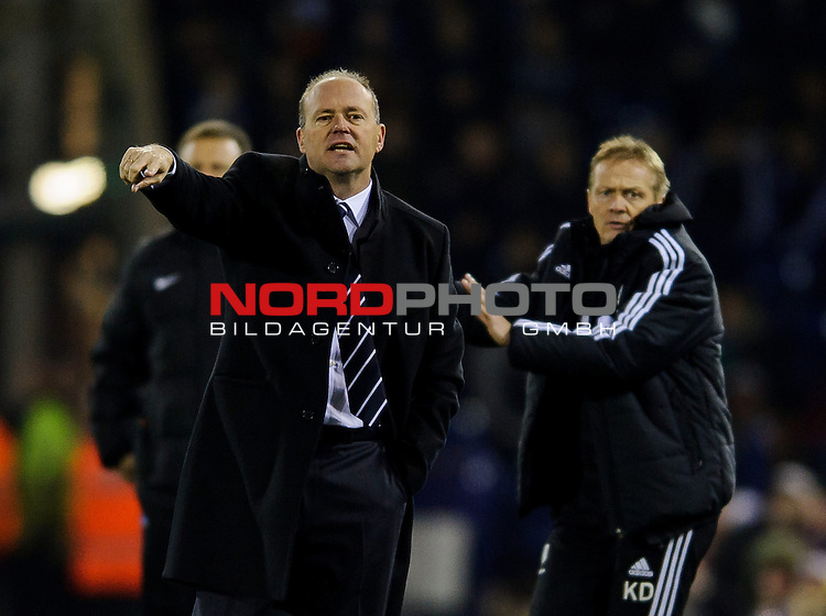New West Brom Manager Pepe Mel points -  - 20/01/2014 - SPORT - FOOTBALL - The Hawthorns Stadium - West Bromwich Albion v Everton - Barclays Premier League.<br /> Foto nph / Meredith<br /> <br /> ***** OUT OF UK *****
