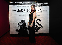 Pictured: Lucie Jones. Friday 12 September 2014<br />