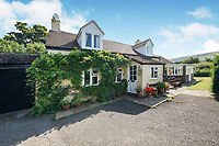 BNPS.co.uk (01202 558833)<br /> Pic:  Connells/BNPS<br /> <br /> A country cottage that once belonged to TV presenter Jack Hargreaves, famed for his nostalgic take on rural life, has gone on the market for £850,000.<br /> <br /> Raven Cottage, near Blandford, Dorset, still has Jack's old potting shed where episodes of Old Country were filmed in the 1980s.